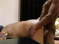 Chubby indian gf voyeur sex fucked hard by her boyfriend in doggystyle